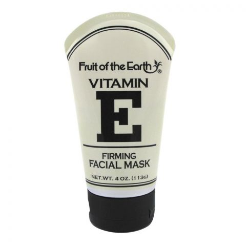 Fruit Of The Earth Vitamin E Daily Firming Facial Mask, 113g