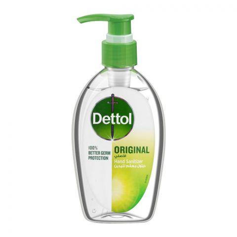Dettol Original Hand Sanitizer, UAE, 200ml