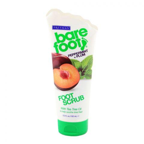 Freeman Bare Foot Foot Creamy Pumice Foot Scrub 150ml