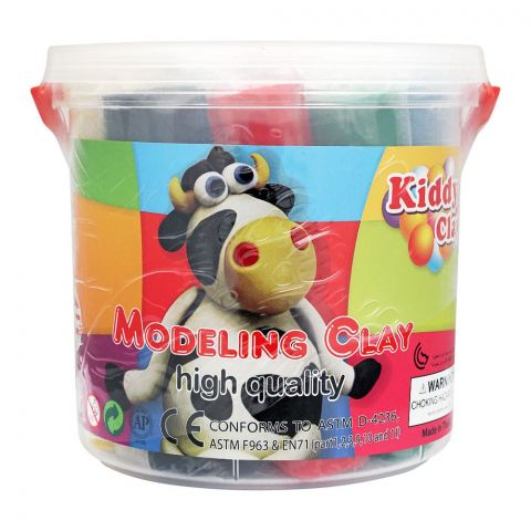 Kiddy Clay High Quality Modeling Clay, BK-1500-13