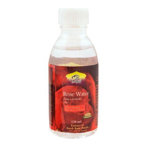 Al Khair Rose Water Spray, Arq-e-Gulab, 120ml