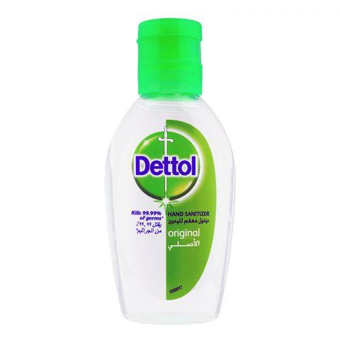 Dettol Original Hand Sanitizer UAE, 50ml