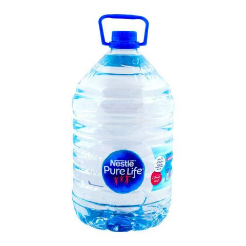 Nestle Pure Life 5 Drinking Water Litres