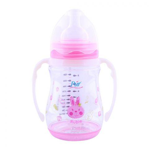 Pur Wide Neck Bottle With Handle, Medium Flow,  250ml - 1113