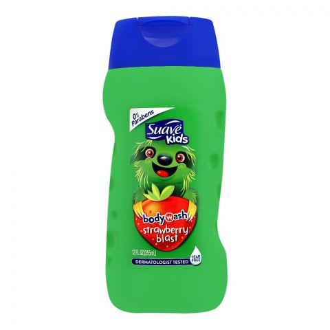 Suave Kids Strawberry Body Wash 355ml