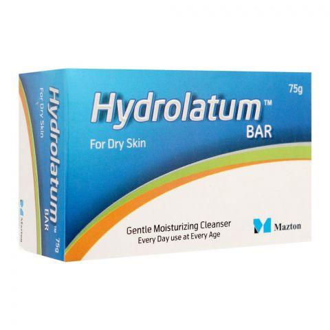 Hydrolatum Soap Bar, For Dry Skin, 75g