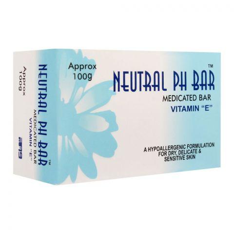 ANG Neutral PH Medicated Soap Bar, 100g