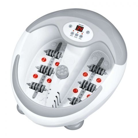 Beurer Foot Bath Spa Massager, With Pedicure Function, FB 50