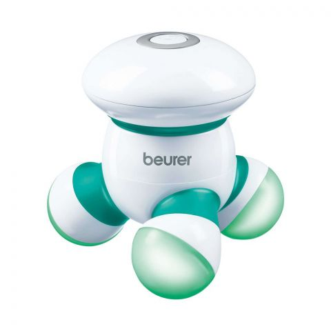 Beurer Handheld Mini Body Massager, Battery Operated, MG 16