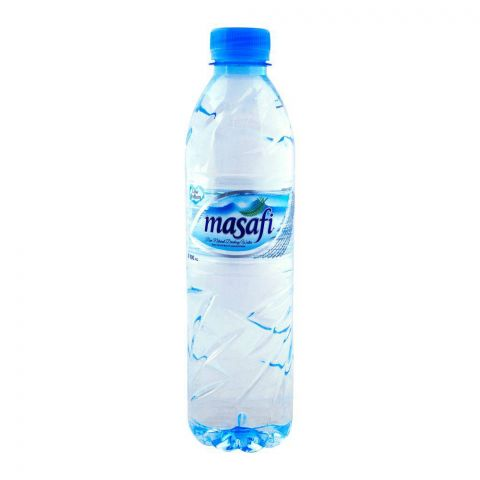 Masafi Pure Drinking Water 500ml
