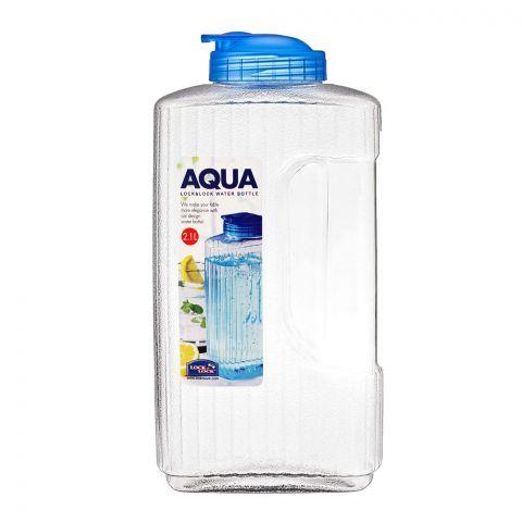 Lock & Lock Aqua Water Bottle Pet, 2.1L, LLHAP736