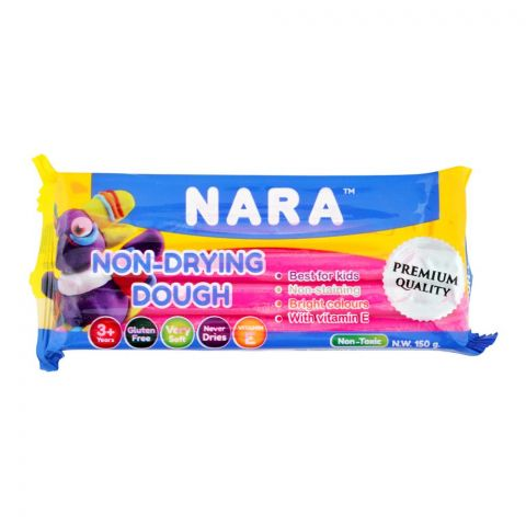 Nara Non-Drying Dough, Gluten Free, 150g