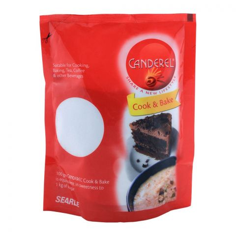 Canderel Sweetener Cooking Powder 100g