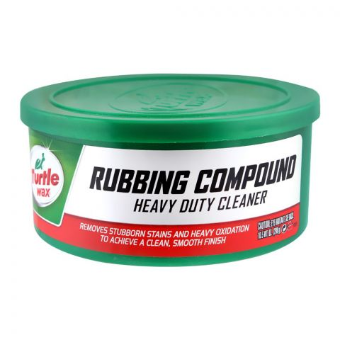 Turtle Wax Rubbing Compound Heavy Duty Cleaner, 298g, T230A