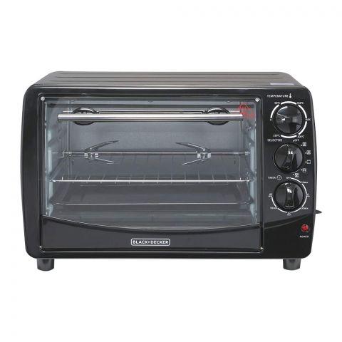 Black & Decker Toaster Oven, 28 Liter, 1500 Watts, TR050