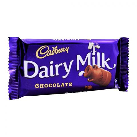 Cadbury Dairy Milk Chocolate, 38g, (Local)