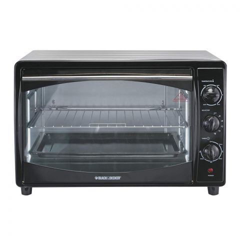 Black & Decker Toaster Oven, 42 Liter, 1800 Watts, TR060