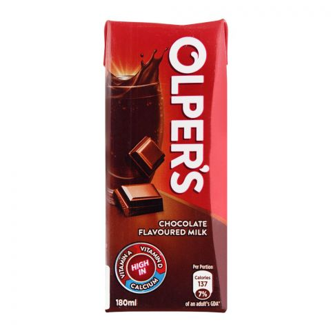 Olper's Chocolate Flavoured Milk, 180ml