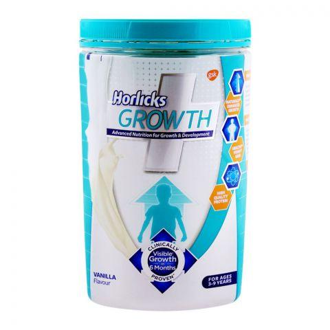 Horlicks Growth Vanilla 400g