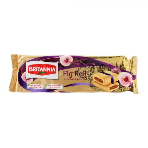 Britannia Fig Rolls 90gm