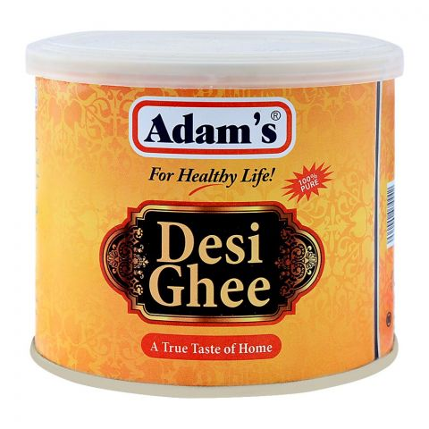 Adam's Pure Desi Ghee 500gm