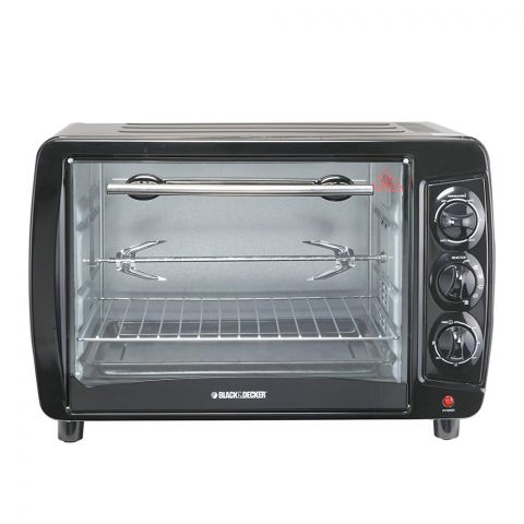 Black & Decker Toaster Oven, 35 Liter, 1500 Watts, TR055