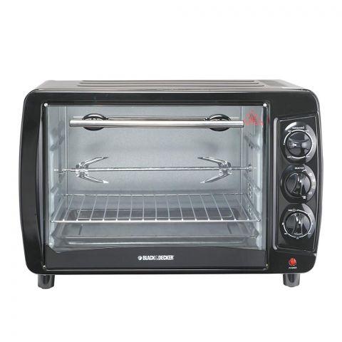 Black & Decker Toaster Oven, 35 Liter, 1500 Watts, TR055