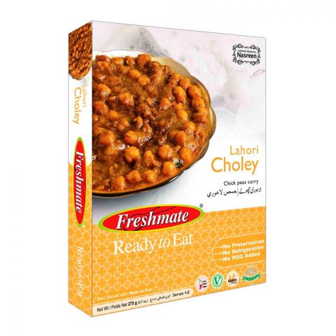 Freshmate Lahori Choley 275gm