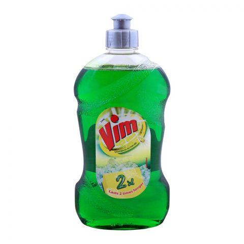 Vim Lime Dishwash Active Gel 500ml