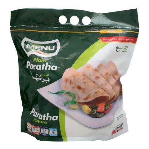 Menu Plain Paratha, 30 Pieces