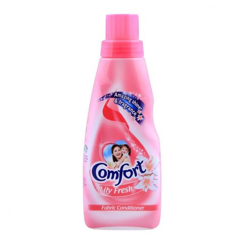 Comfort Lily Fresh Fabric Conditioner 400ml