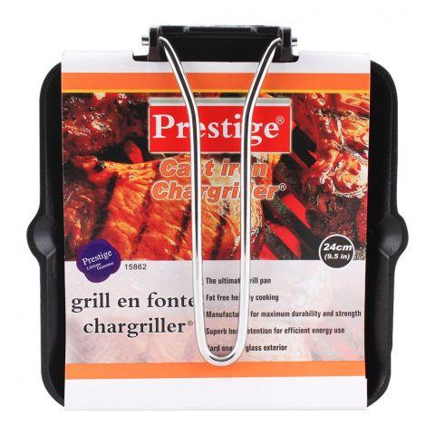 Prestige Cast Iron Chargriller 24cm - 15862