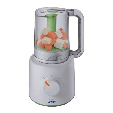 Avent All in One Combined Steamer And Blender - SCF870/20