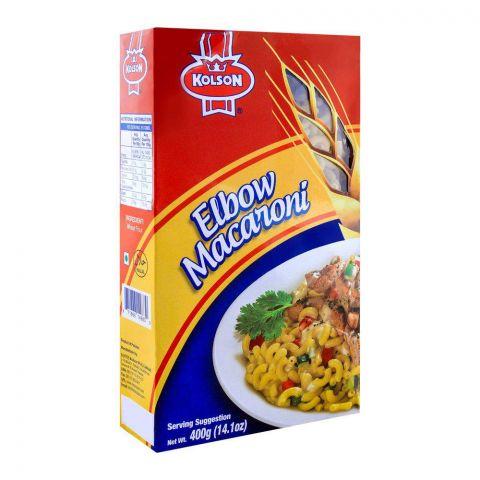 Kolson Elbow Macaroni 400g Box