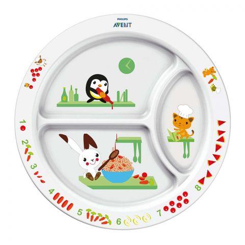Avent Toddler Divider Plate, 12m+, SCF702/00