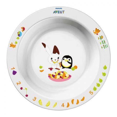 Avent Feeding, Bowl, 12m+, Rabbit/Penguin, SCF704/00