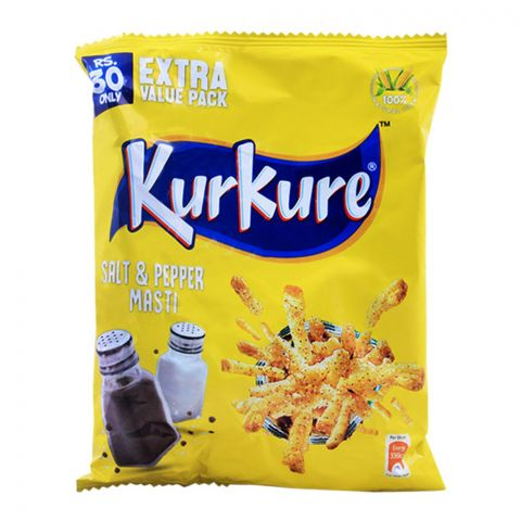 Kurkure Salt & Pepper Masti 58g