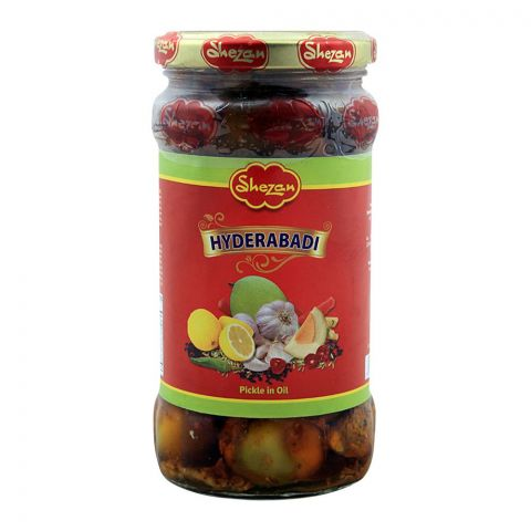 Shezan Hyderabadi Pickle, 325g