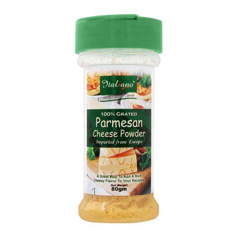 Italiano Parmesan Cheese Powder, 80g