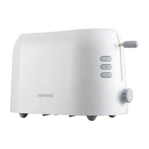 Kenwood 2 Slice True Toaster, 900W, White, TTP200