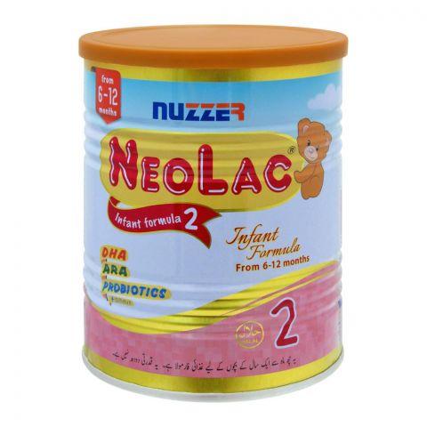 NeoLac Stage 2, Infant Formula, 400g