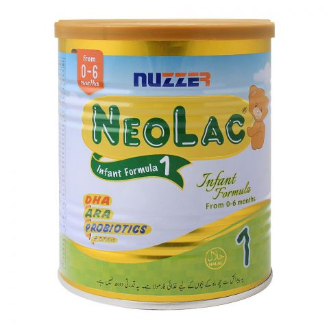 NeoLac No. 1, Infant Formula, 400g