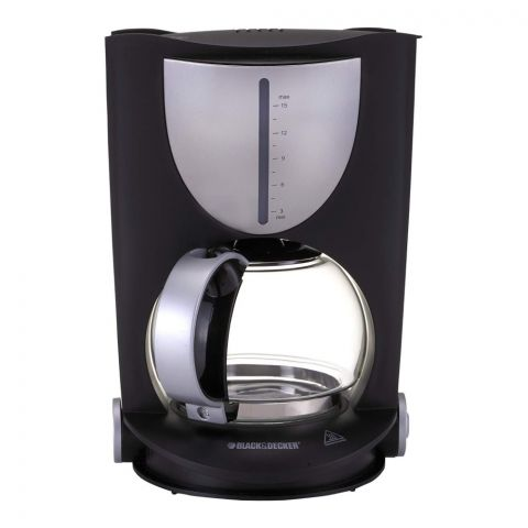 Black & Decker 12 Cup Coffee Maker, DCM80