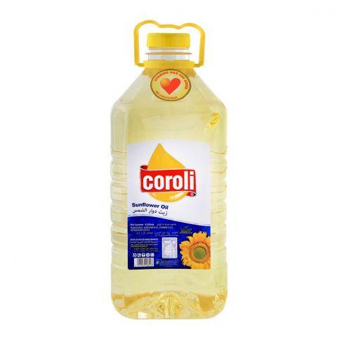 Coroli Sunflower Oil 4 Litres