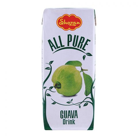 Shezan All Pure Guava Fruit Nectar, 200ml