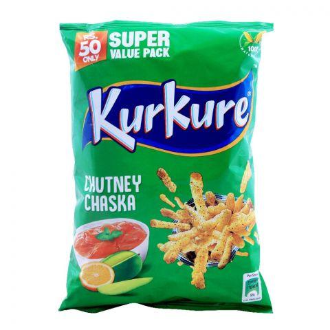 Kurkure Chutney Chaska 110g
