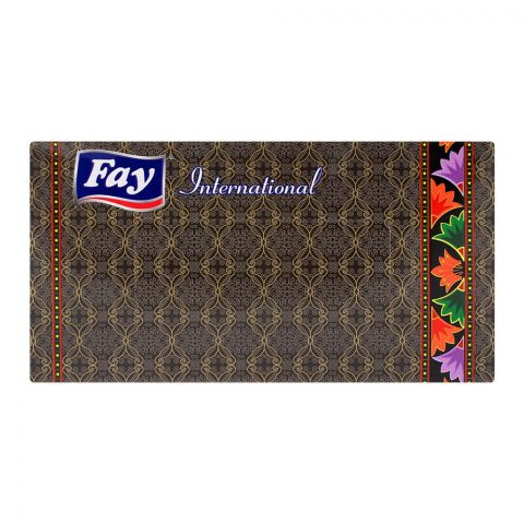 Fay International Tissues 100x2 Ply