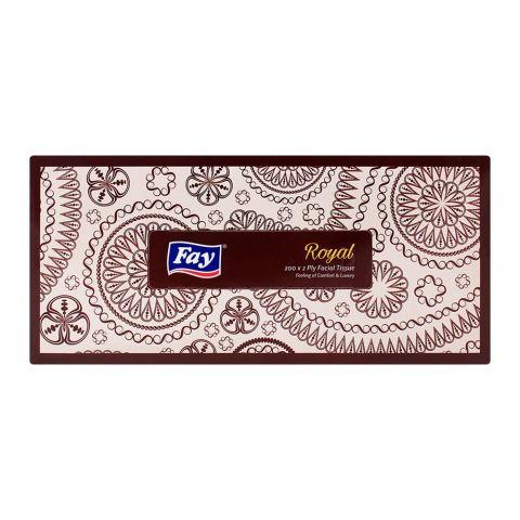 Fay Royal Tissues 200x2 Ply