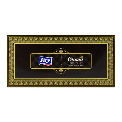 Fay Crown Tissues 150x2 Ply