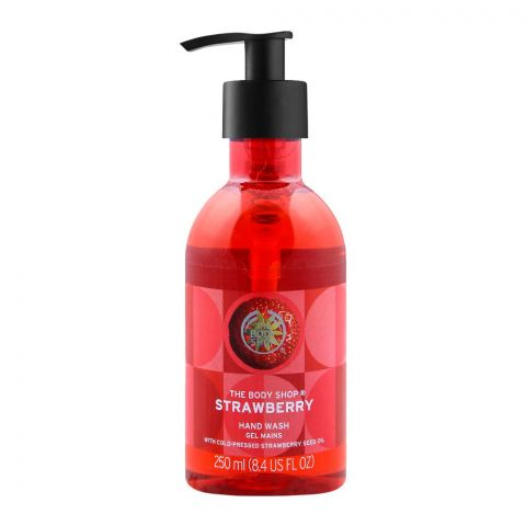 The Body Shop Strawberry Hand Wash